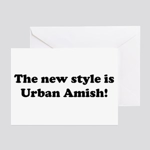 Urban Amish Greeting Cards (Pk of 10)