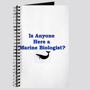 Marine Biologist Journal