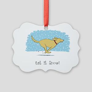 snowdogCP Picture Ornament