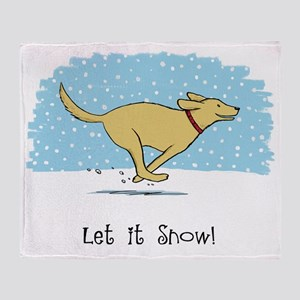 snowdogCP Throw Blanket