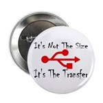 "Geeks USB Wear 2.25"" Button (10 pack)"