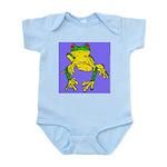 Red Eyed Tree Frog Infant Bodysuit