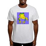 Red Eyed Tree Frog Light T-Shirt