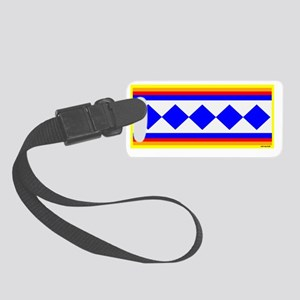 CHREOKEE TRIBE Small Luggage Tag