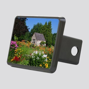 Country Garden Cottage Rectangular Hitch Cover