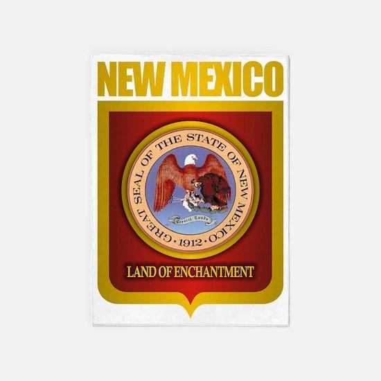 New Mexico (B) 5'x7'Area Rug