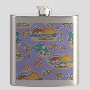 beach Flask