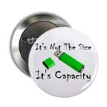 "USB Storage Capacity 2.25"" Button (10 pack)"