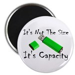 "USB Storage Capacity 2.25"" Magnet (100 pack)"