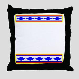 CHEROKEE TRIBE Throw Pillow
