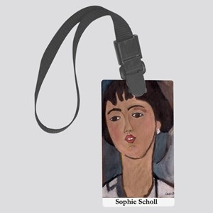 Modigliani Large Luggage Tag