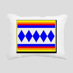 CHEROKEE TRIBE Rectangular Canvas Pillow