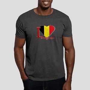 I love Belgium Dark T-Shirt