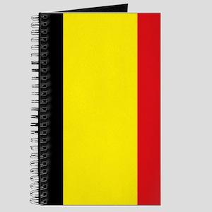 Belgian Flag Journal
