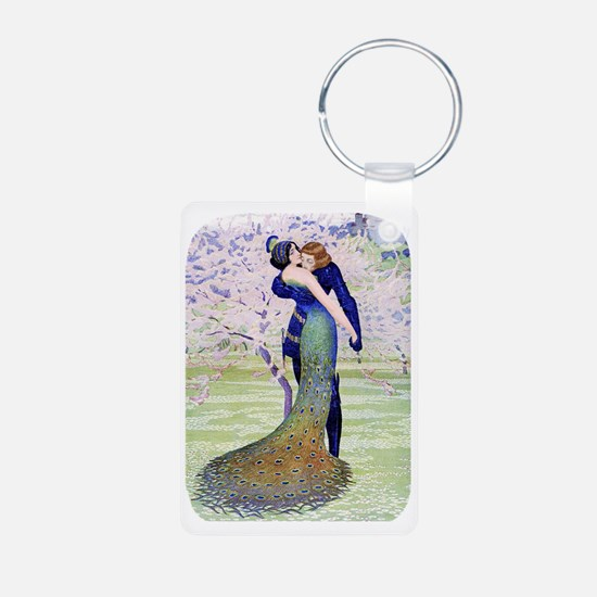PwrBnk, Art Deco Couple -  Keychains