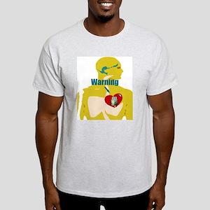 Icy Heart Light T-Shirt