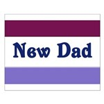 New Dad Small Poster