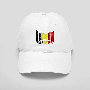 Belgium colors flag Cap