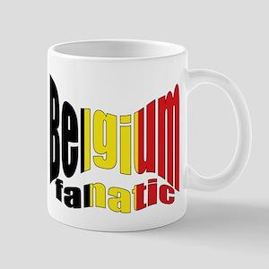 Belgium colors flag Mug
