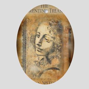 Florentine Treasure Oval Ornament