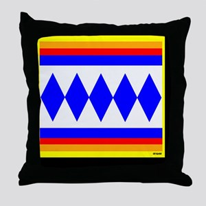CHEROKEE TRIBE Throw Pillow
