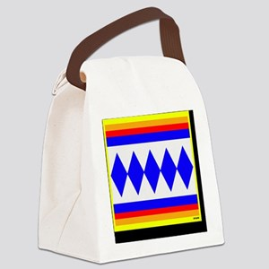 CHEROKEE TRIBE Canvas Lunch Bag