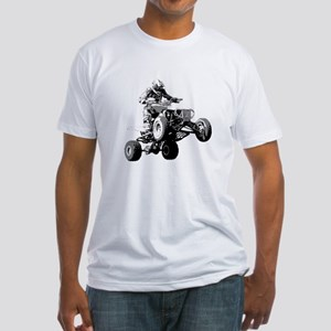 ATV Racing Fitted T-Shirt