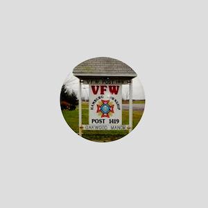 VFW 2 Mini Button