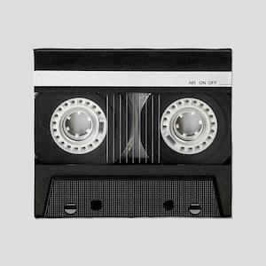 Cassette Throw Blanket