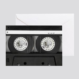 Cassette Greeting Card