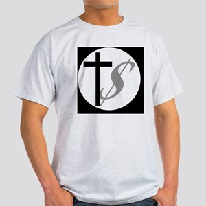 churchmoneybutton Light T-Shirt