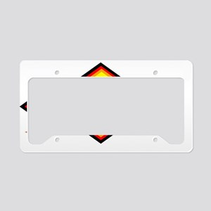 SOUTHEAST TRIBAL STICKBALL License Plate Holder