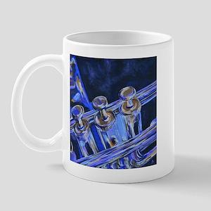 Trumpet Impression Art Mug