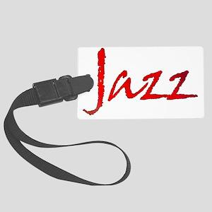 Jazz Large Luggage Tag