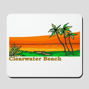 Clearwater Beach, Florida Mousepad