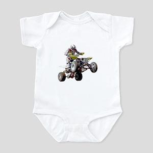 ATV Racing (color) Infant Bodysuit