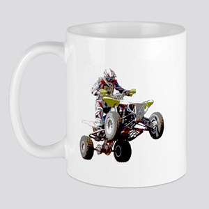 ATV Racing (color) Mug