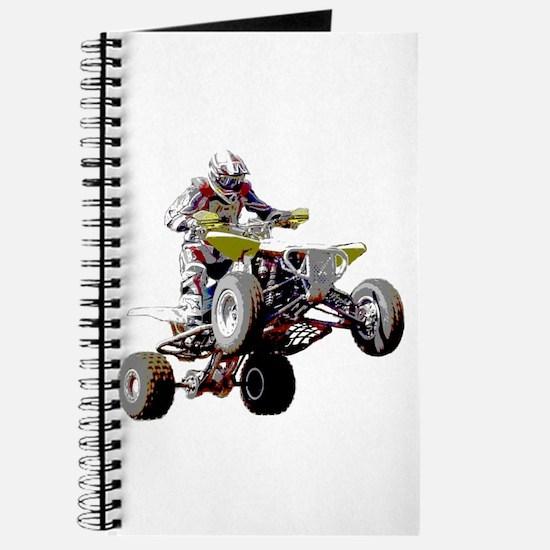 ATV Racing (color) Journal