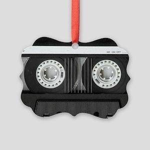 Retro, Mixtape Picture Ornament