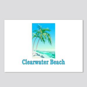 Clearwater Beach, Florida Postcards (Package of 8)