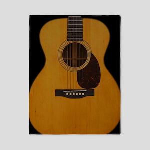 Acoustic Guitar Twin Duvet