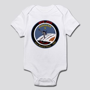 Pioneer X @ 40! Infant Bodysuit