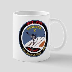 Pioneer X @ 40! Mug