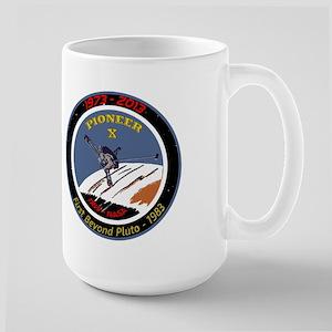 Pioneer X @ 40! Large Mug