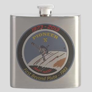 Pioneer X @ 40! Flask