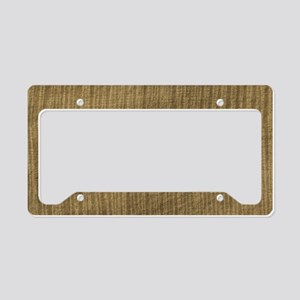Trumps LG Tray License Plate Holder