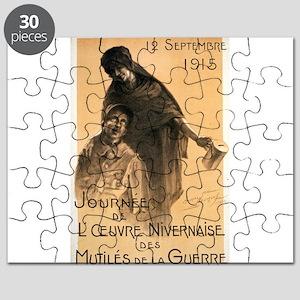 Journee de Louevre Nivernaise des Mutiles De La Gu