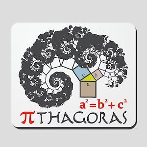 Pi thagoras Mousepad