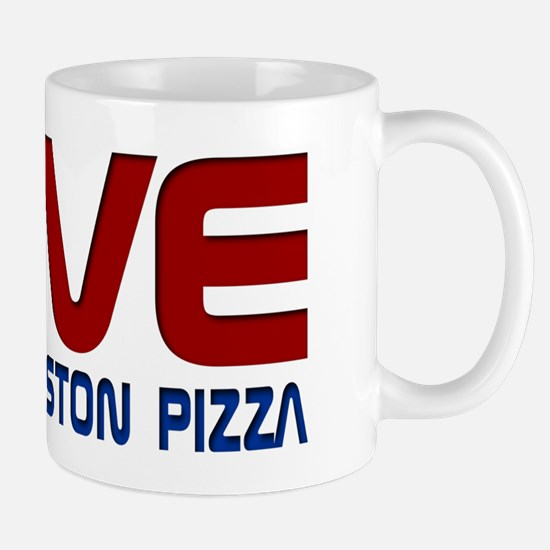 I love Boston Pizza Mug