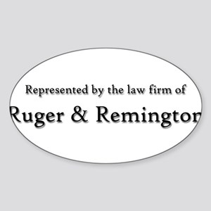 Law Firm2bumper copy Sticker
